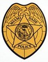 M-D Police Badge