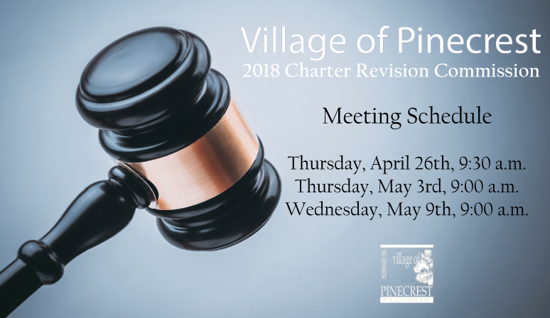 2018 Charter Revision Commission