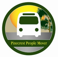 Pinecrest People Mover Logo